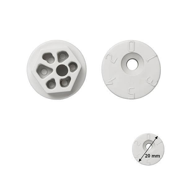 HangRight-Asymmetrische-Ophang-Rondjes-incl-Schroef-Plug-2